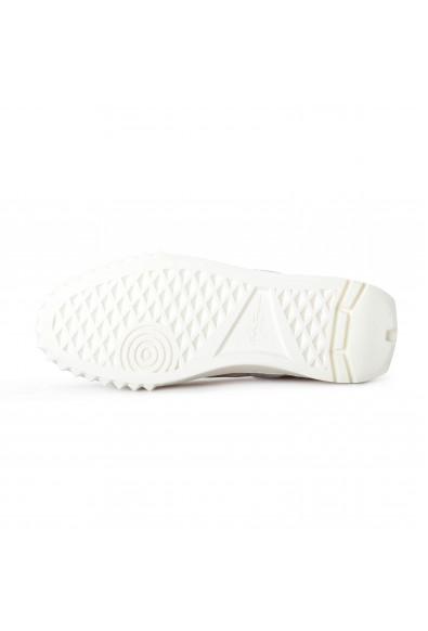 """Salvatore Ferragamo Women's """"Mollia"""" Pink Leather Fashion Sneakers Shoes: Picture 2"""