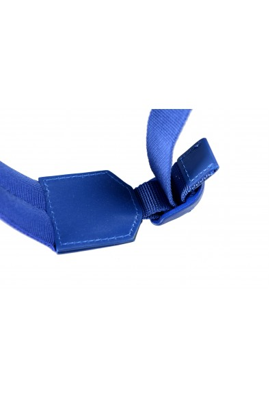 Versace Unisex Blue Medusa Head DFZ53508 Backpack: Picture 2