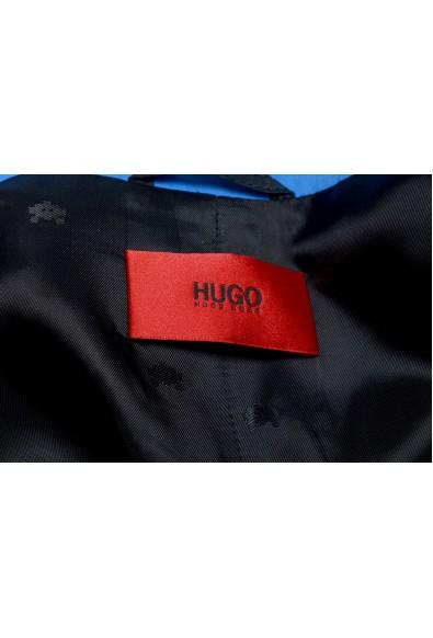 """Hugo Boss """"Asdeno-T"""" Men's Blue Three Button Blazer Sport Coat: Picture 2"""