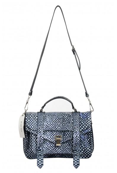 Proenza Schouler x Harmony Korine PS1 Medium Women's Satchel Handbag Shoulder Bag