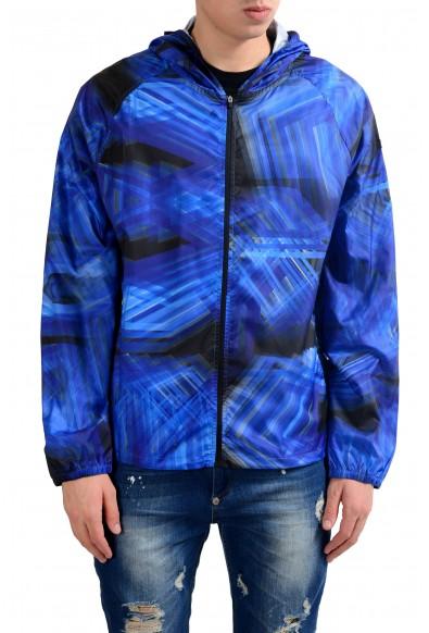 "Hugo Boss ""Jacket Hooded"" Men's Full Zip Windbreaker"