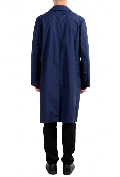 """Hugo Boss """"Dario"""" Men's Navy Blue Trench Coat : Picture 2"""