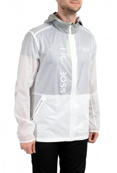 """Hugo Boss """"Jeret"""" Men's Full Zip Hooded Windbreaker Jacket: Picture 2"""
