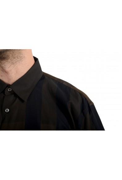"Burberry Men's ""MELTHORPE"" Plaid Short Sleeve Shirt: Picture 2"