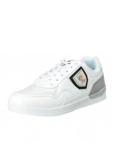 "Plein Sport ""Unseld"" White Fashion Sneakers Shoes"