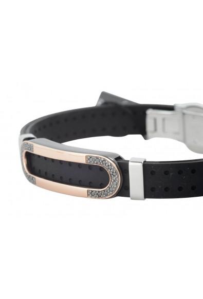 BARAKA Men's BR251271RODN200020 Gold PVD Steel Diamond Bracelet: Picture 2