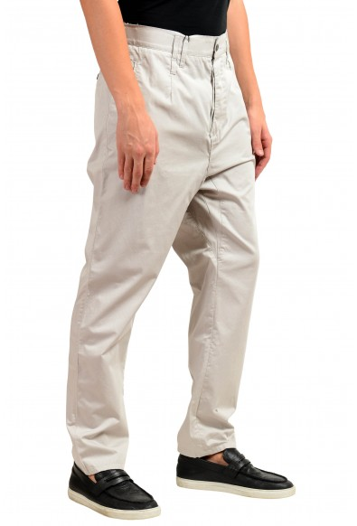 Dolce & Gabbana Men's Gray Casual Pants : Picture 2