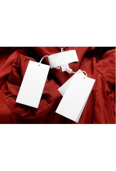 "Hugo Boss Women's ""Janufa1"" Red 100% Wool One Button: Picture 2"
