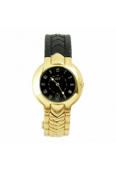 Gianni Versace 18K Yellow Gold Limited Edition Watch
