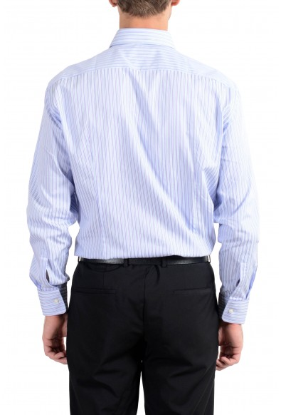 "Hugo Boss ""Mark US"" Men's Striped Sharp Fit Long Sleeve Dress Shirt: Picture 2"