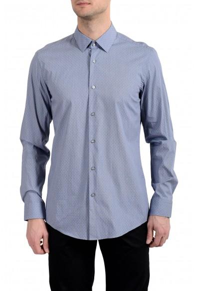 "Hugo Boss ""Isko"" Men's Slim Stretch Long Sleeve Dress Shirt"