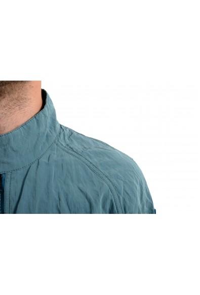 "Hugo Boss ""Ononi"" Men's Blue Full Zip Windbreaker Jacket: Picture 2"