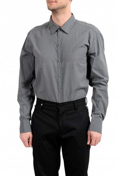 "Hugo Boss ""Robbie_1"" Men's Slim Long Sleeve Casual Shirt : Picture 2"