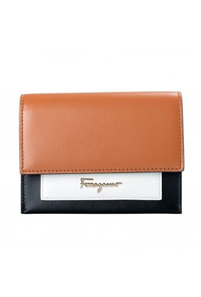 Salvatore Ferragamo Women's Multi-Color 100% Leather Wallet