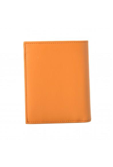 Salvatore Ferragamo Men's Light Brown 100% Leather Bifold Wallet: Picture 2