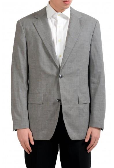 "Hugo Boss ""Maxwell"" Men's Wool Two Button Blazer Sport Coat"