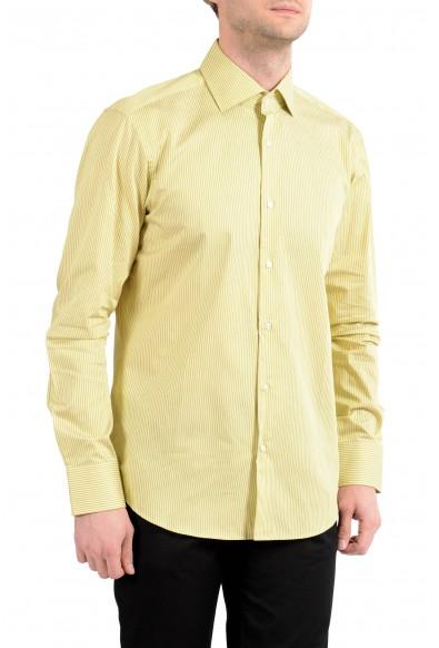"""Hugo Boss """"Gerald"""" Men's Striped Long Sleeve Dress Shirt"""