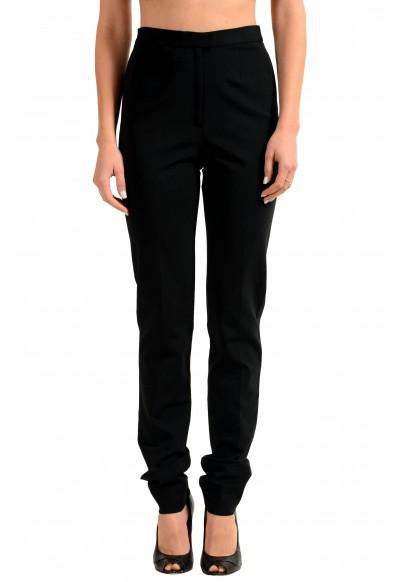 Maison Margiela Black Women's Casual Pants
