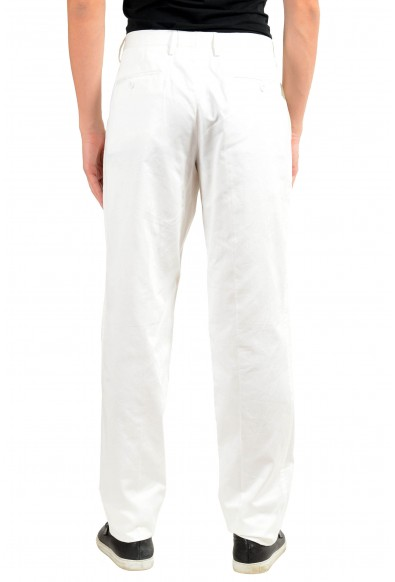 Dolce & Gabbana Men's White Casual Pants: Picture 2
