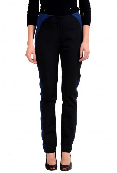 Viktor & Rolf Women's Stretch Casual Pants