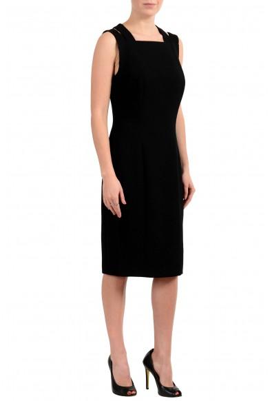 "Hugo Boss ""Daphima"" Women's Black Sleeveless Sheath Dress: Picture 2"