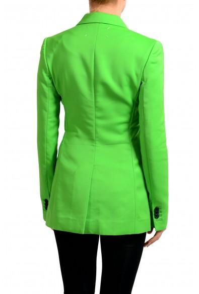 Maison Margiela Bright Green Women's Blazer : Picture 2
