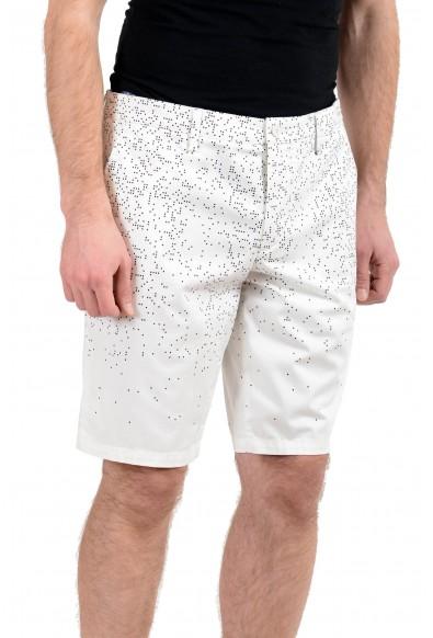 "Hugo Boss ""Liem4-Print1-W"" Men's Slim Stretch Casual Shorts: Picture 2"