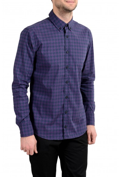 "Hugo Boss ""Mabsoot"" Men's Slim Long Sleeve Casual Shirt: Picture 2"