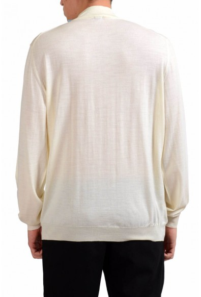 Malo 100% Wool Men's Turtleneck Light Pullover Sweater: Picture 2