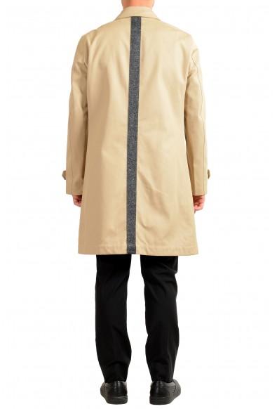 """Hugo Boss Men's """"Darion_1"""" Beige Water Repellent Button Down Coat: Picture 2"""
