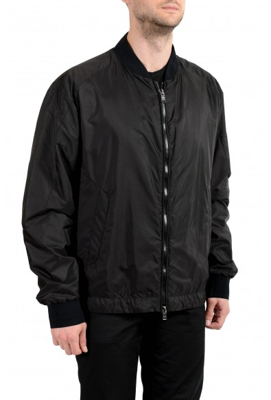 "Hugo Boss ""Chelter_PS"" Men's Black Full Zip Windbreaker Jacket: Picture 2"