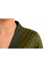 Moncler Women's MEITIN Green Quilted Light Jacket Windbreaker: Picture 2