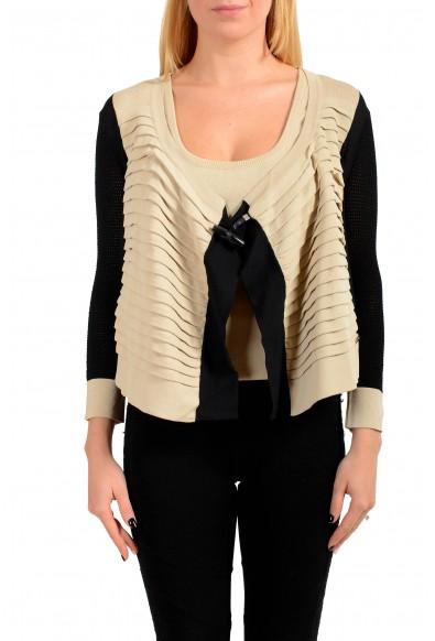 Just Cavalli Women's Cardigan Sweater