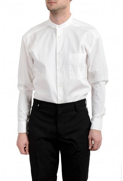 """Hugo Boss Men's """"Frans"""" Relaxed Fit White Long Sleeve Dress Shirt"""