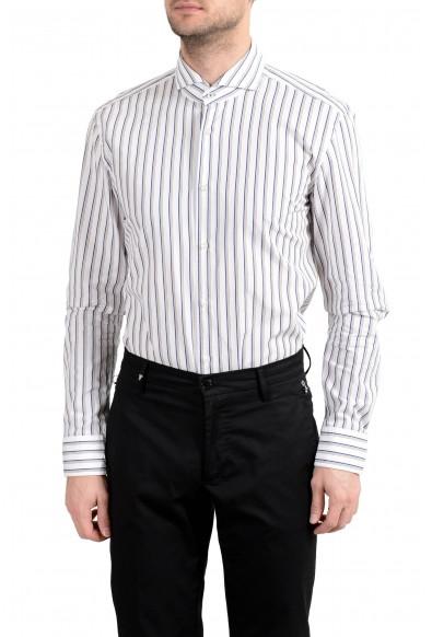 "Hugo Boss ""Jemerson"" Men's Slim Striped Long Sleeve Dress Shirt: Picture 2"
