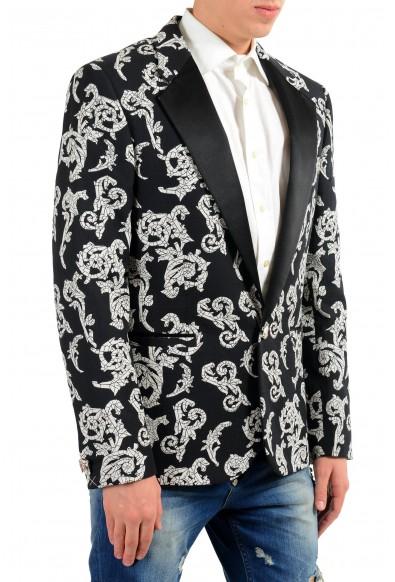 Versace Men's Silk Jacquard Blazer Sport Coat: Picture 2