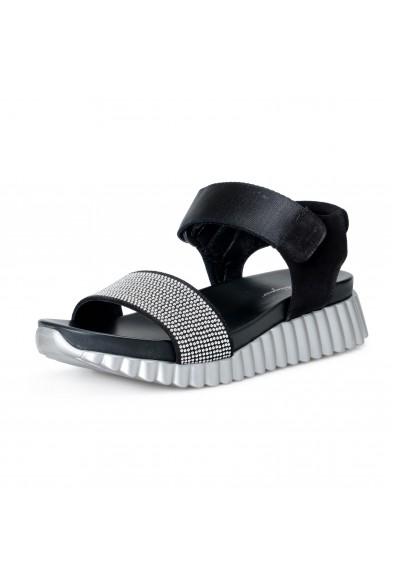 "Salvatore Ferragamo Women's ""SABAUDIA X"" Leather Sandals Shoes"