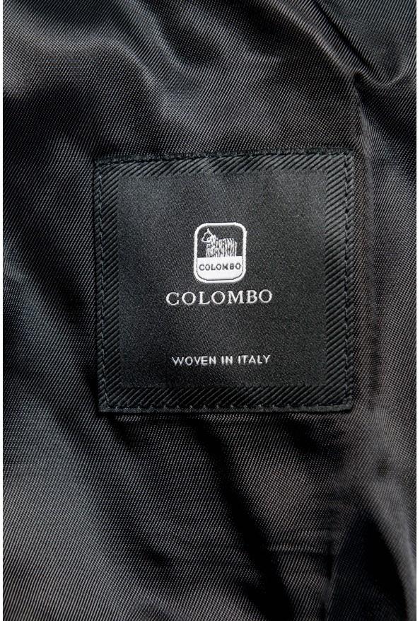 """Hugo Boss """"Huge6/Genius5"""" Men's Linen Silk Wool Slim Fit Gray Two Button Suit: Picture 6"""