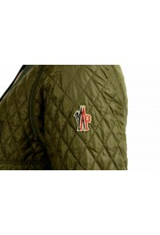 Moncler Women's MEITIN Green Quilted Light Jacket Windbreaker: Picture 4