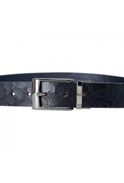 Just Cavalli 100% Leather Black Women's Belt : Picture 2