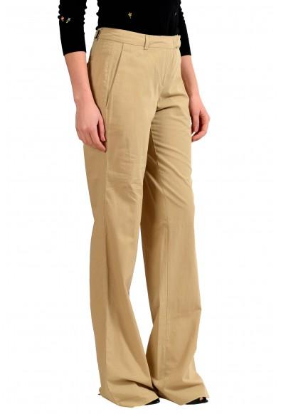 Just Cavalli Women's Beige Casual Pants: Picture 2