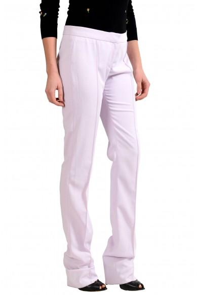 Just Cavalli Women's Light Purple Casual Pants: Picture 2