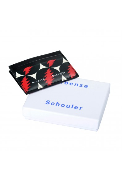 Proenza Schouler Women's Multi-Color Leather Origami Card Holder