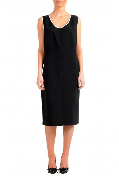 "Hugo Boss Women's ""Dosanna"" Black Pencil Dress"