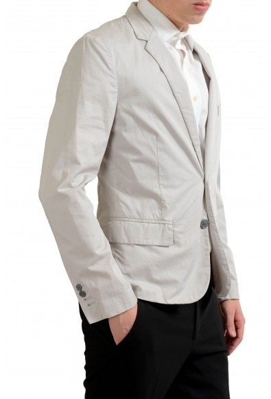 Dolce & Gabbana Men's Gray Light Two Button Blazer Sport Coat: Picture 2
