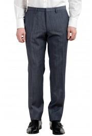 "Hugo Boss ""Reymond/Wenten"" Men's 100% Wool Two Button Suit: Picture 6"