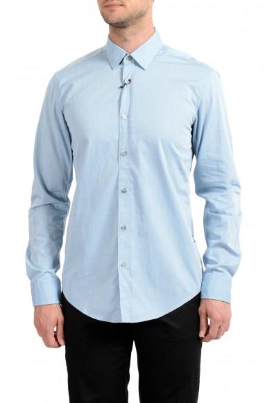 Hugo Boss Men's Ronni_2 Slim Fit Long Sleeve Casual Shirt