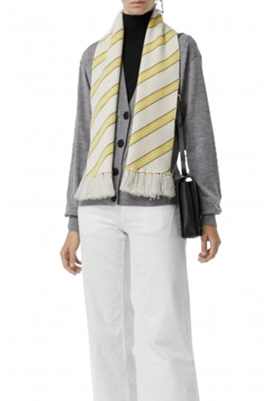Burberry London Unisex Wool Cashmere Scarf: Picture 2