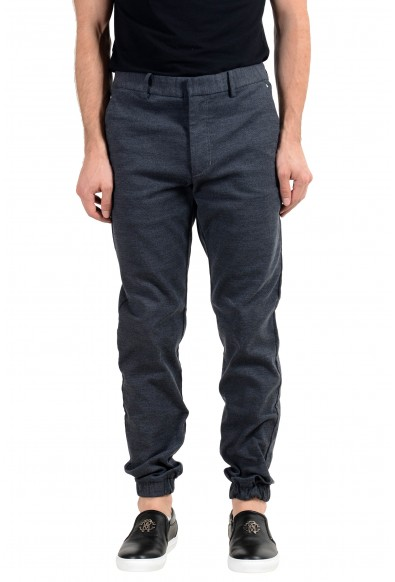 "Hugo Boss ""Luken-W"" Gray Men's Casual Pants"