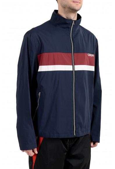 "Hugo Boss Men's ""Bill1921"" Multi-Color Full Zip Track Jacket: Picture 2"